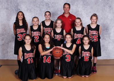5/6 Girls Basketball
