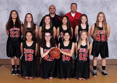 7/8 Girls Basketball