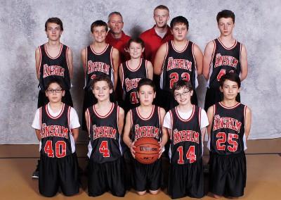 7/8 Boys Basketball